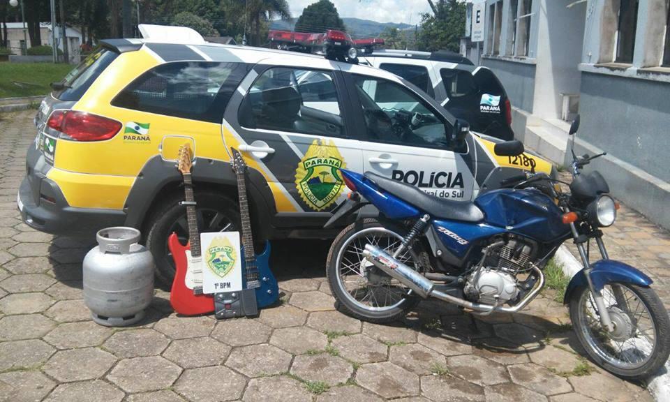 Veículo e objetos furtados de uma igreja foram recuperados em mais ... 72432d7acf3f3