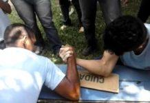 Polícia Militar prende homem com mandado de prisão por Homicídio na Serra  do Apon. d5b90072899f4