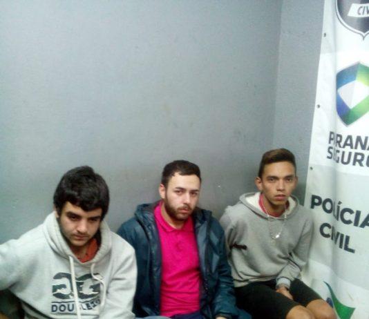 Autor da morte de jovem em Motel de Jaguariaíva e preso na região de  Curitiba 07c7dcb7e900a