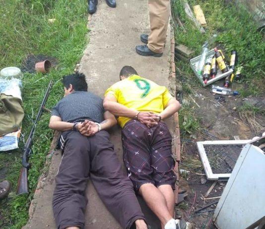 """""""URGENTE"""" três presos envolvidos no Latrocínio na cidade de Carambeí fac825d0948a4"""