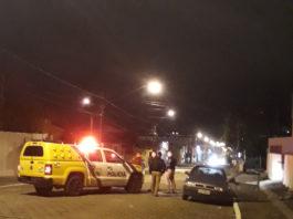 Polícia Militar prende três pessoas nas proximidades da rodoviária de  Castro com meio quilo de crack. e888dc7a618a6